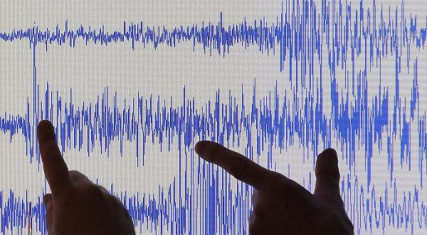 A strong earthquake has hit the Indonesian capital Jakarta