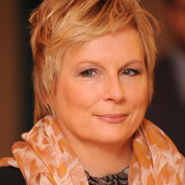 Jennifer Saunders said she and her daughters loved the Spice Girls
