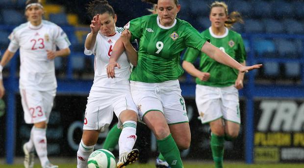 Sarah McFadden has been included in the Olympic squad