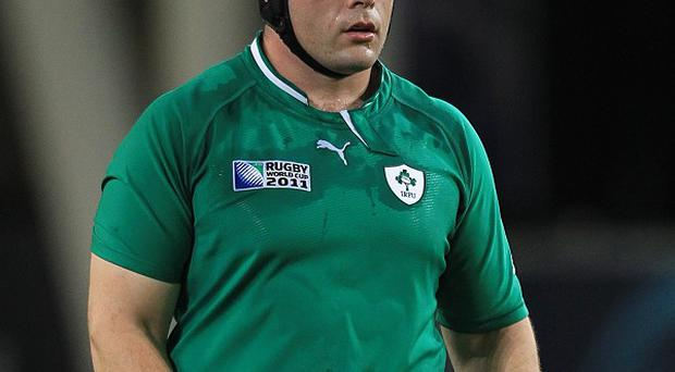 Mike Ross is a doubt for Ireland's game with New Zealand