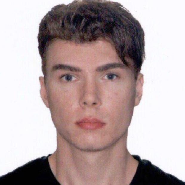 Luka Rocco Magnotta has been arrested in Berlin (AP/Interpol)