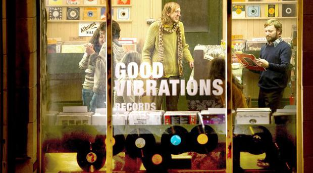 Pride of place: Good Vibrations shows the flawed realities of Belfast