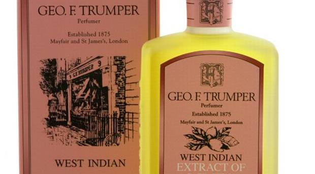 <b>1. Extract of Limes: £36, Geo F Trumper, trumpers.com -</b> This summery, citrus aftershave is a timeless classic that suits the warm weather. It's fresh, clean and modern.