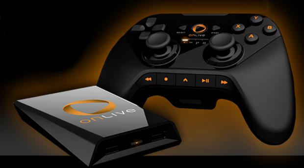 OnLive MicroConsole TV adapter