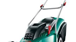 <b>1. Bosch Rotak Ergoflex 40</b> £169.99, homebase.co.uk A good choice for small to medium lawns. Its rear roller leaves a nice stripe and it performs well right up to the lawn edge.