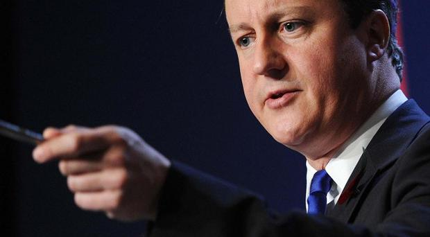 Prime Minister David Cameron described forced marriage as 'abhorrent'