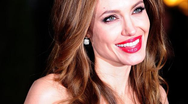 Angelina Jolie has been linked to the film adaptation of Fifty Shades Of Grey
