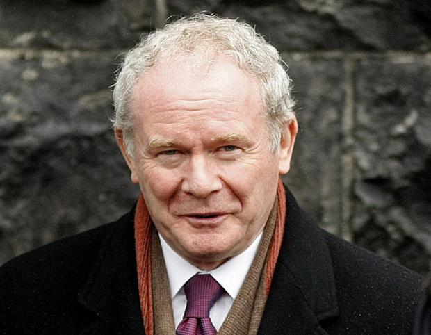 Martin McGuinness is to resign his seat as Sinn Fein move to end dual mandates
