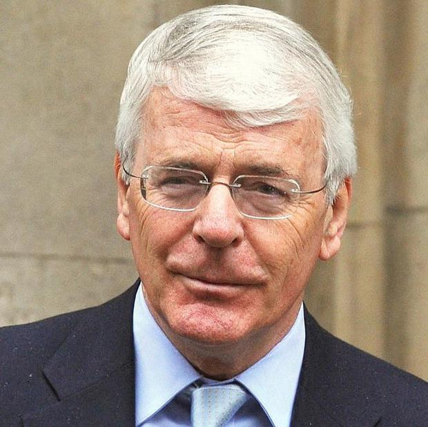 Former prime minister Sir John Major told the Leveson Inquiry that Rupert Murdoch asked him to change policy on Europe