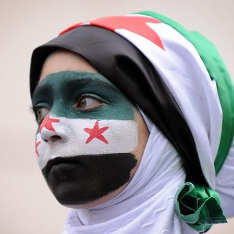 Visas are still being sought for all of the 11 Syrian athletes and 20 officials hoping to attend the London 2012 Games