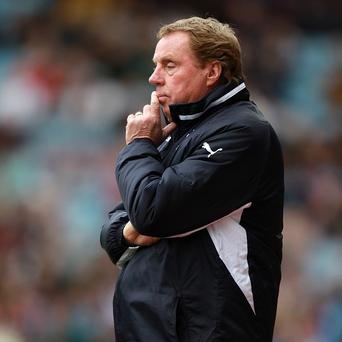 Tottenham and their manager Harry Redknapp are not responding to recent reports in the media
