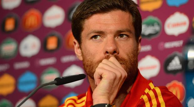 Xabi Alonso has reminisced about his summer spent holidaying in Ireand during which he played gaelic football