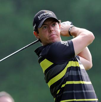 Rory McIlroy admitted he will 'attack the golf course' as he defends his US Open title