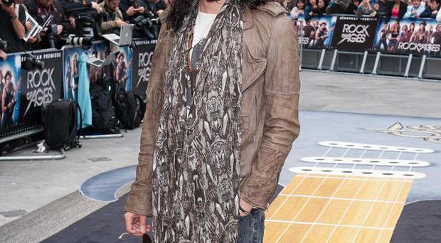 Russell Brand has been opening up about fame and addiction