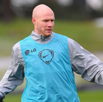 Andy Johnson, pictured, and Ryan Nelsen have signed for QPR