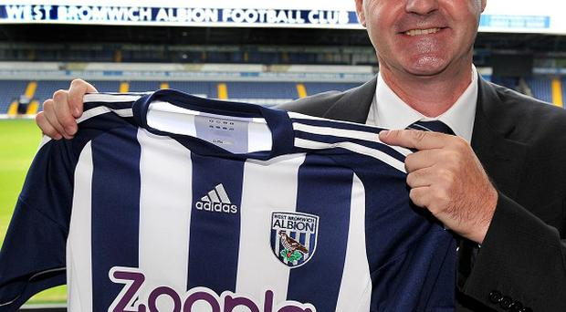 West Bromwich Albion's new manager Steve Clarke has revealed he was disappointed when Kenny Dalglish was sacked by Liverpool
