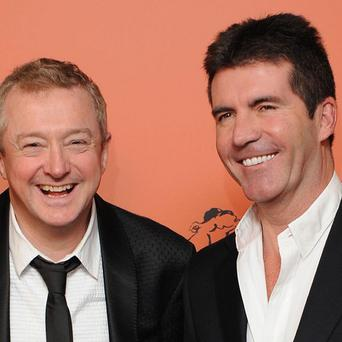 Louis Walsh stepped in for Simon Cowell when he was ill