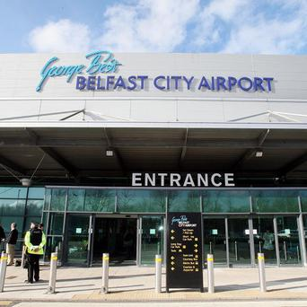 George Best Belfast City Airport will be the city's only Heathrow connection if Aer Lingus moves its operations there