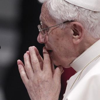 The Vatican has blamed newspapers for fuelling scandal stories over power struggles within the Catholic Church (AP)