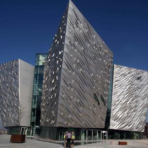 The new Titanic Building opens its doors