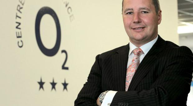 Britt Megahey, Managing Director of Barclay Communications and Northern Ireland's only O2 Centre of Excellence