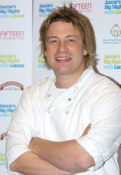 Critical fan: Jamie Oliver