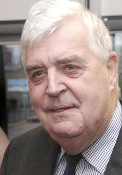 Lord Kilclooney has hit out at the UUP over how it has censured Lord Maginnis