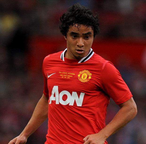 Rafael is set to sign a new contract at Manchester United, according to his agent