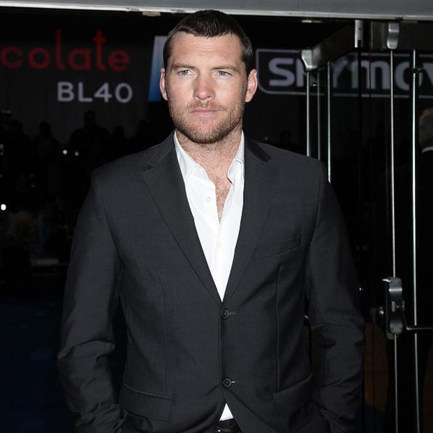 Sam Worthington took a break from action films