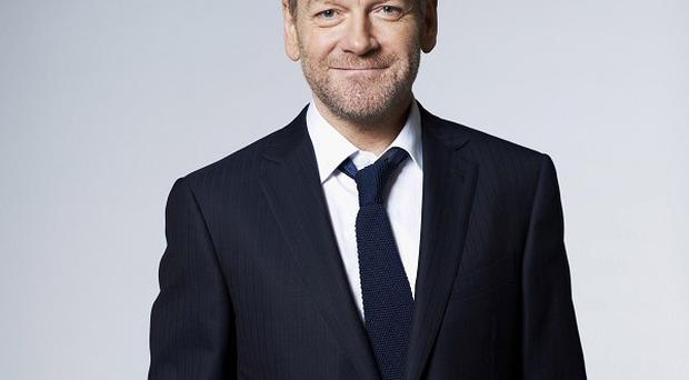 Kenneth Branagh has been knighted for services to drama and the community of Northern Ireland