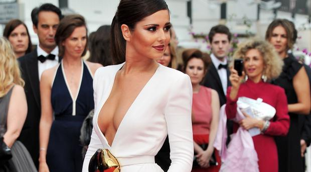 CANNES, FRANCE - MAY 13: Cheryl Cole attends the