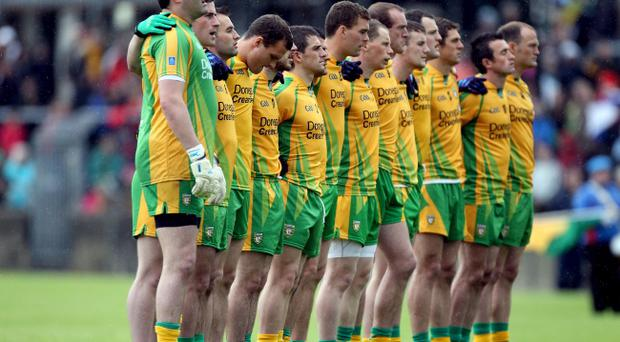 The hard work and energy of this Donegal side has marked them out as a team more than capable of winning the All-Ireland Championship this season