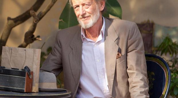 Ronald Pickup plays an ageing lothario in The Best Exotic Marigold Hotel
