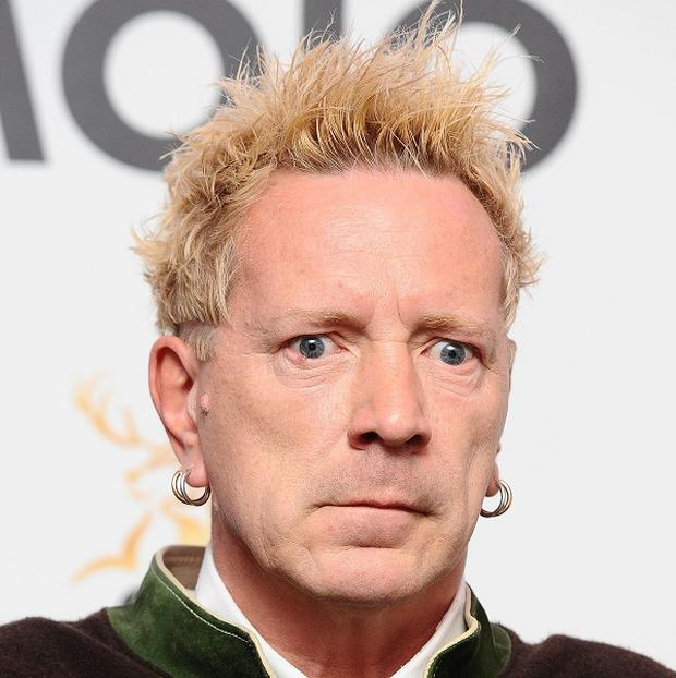 John Lydon doesn't need to be 'patted on the back'