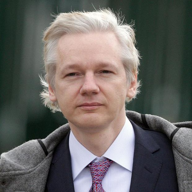 WikiLeaks founder Julian Assange is seeking political asylum in the Ecuadorian Embassy in London