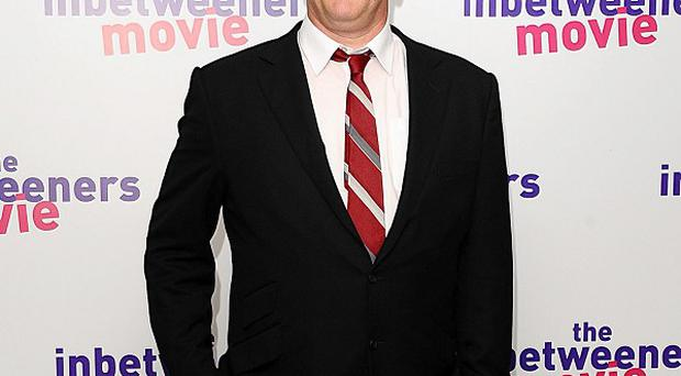 Greg Davies is to play a teacher in Man Down