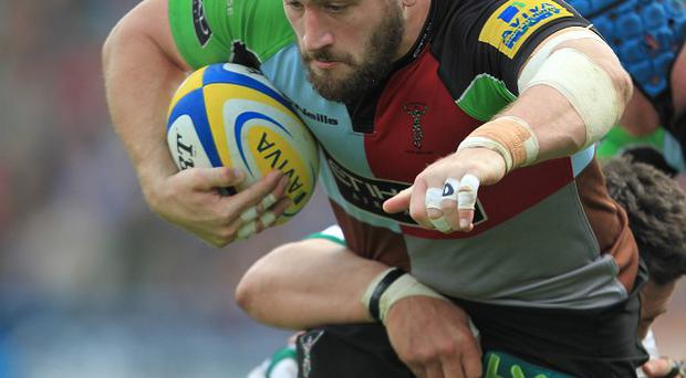 Joe Marler (pictured) will replace Alex Corbisiero (knee) for England's Test against South Africa