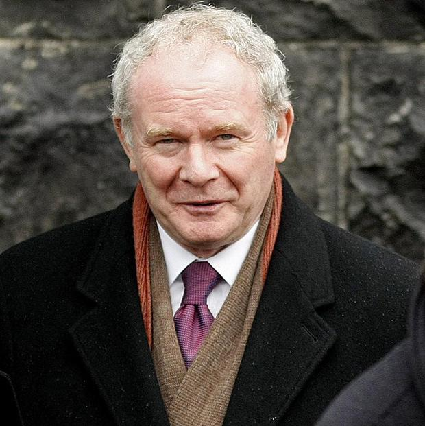 Co-operation Ireland's chief executive Peter Sheridan said the meeting between Martin McGuinness and the Queen is an 'important step forward'