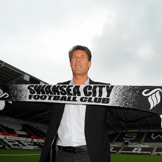 New Swansea City manager Michael Laudrup earned 104 Denmark caps