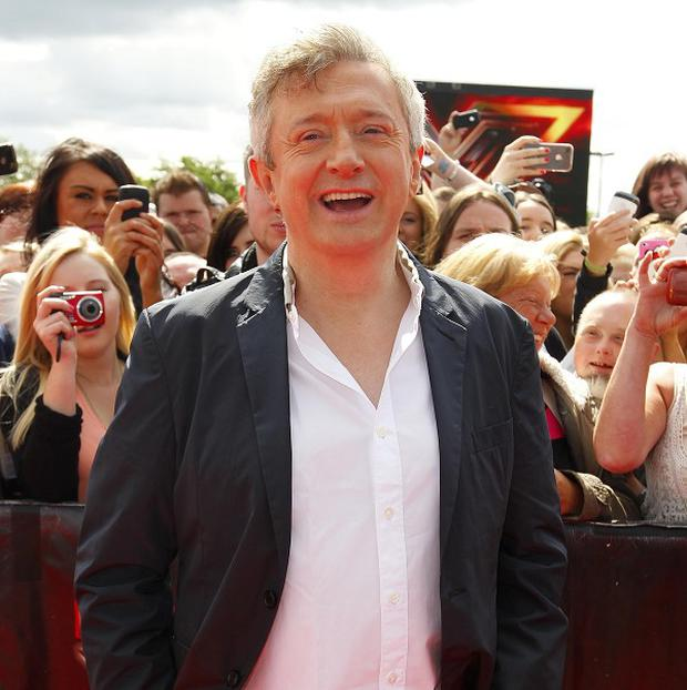 Louis Walsh said he has had an amazing time with Westlife