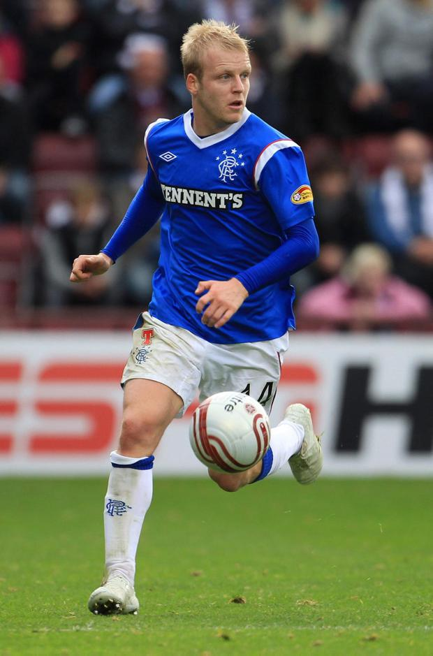 Steven Naismith has said there is too much uncertainty over newco Rangers