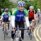 Phoenix Cycling Club are the first home led by Peter Stuart