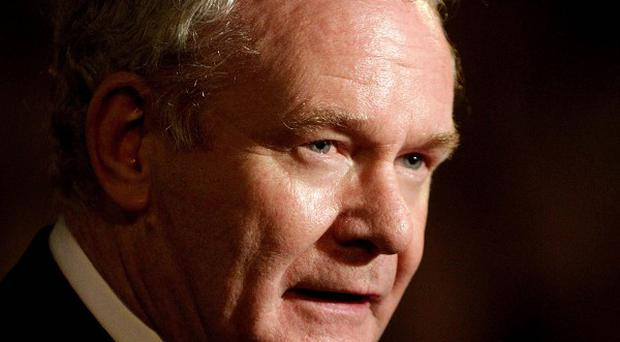 Martin McGuinness is to shake hands with the Queen in a historic meeting with the monarch on Wednesday