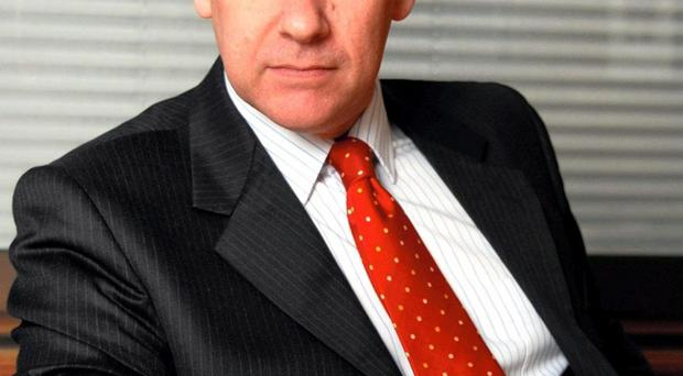 Jonathan Evans, director general of the MI5 Security Service
