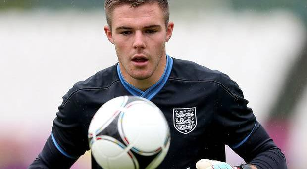 Jack Butland Jack Butland is a 19-year-old goalkeeper currently playing for Championship side Birmingham. The young stopper was promoted to England's squad in Ukraine and Poland when third choice keeper Paul Ruddy sustained an injury. After joining up with the squad he impressed the England coaching staff and first choice stopper Joe Hart has allegedly urged Manchester City to try to sign him. The one possible stumbling block for City is that Butland has been urged by the England set up to only move to a club where he will be a regular starter so that he progresses as fully as possible. City could however sign him on the condition that he immediately goes on loan to another Premier League team with newcomers Southampton reportedly showing the most interested.