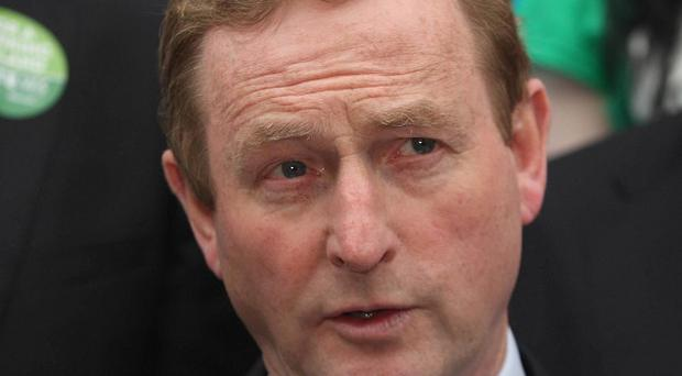 Enda Kenny to Gerry Adams: 'Neither you nor I were members of the IRA or the IRA Army Council'