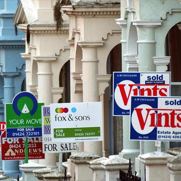House prices slipped in June to 165,738 pounds on average, the biggest fall since August 2009