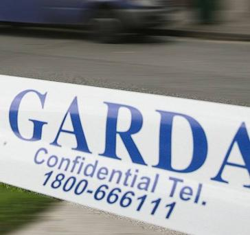 Police numbers have been slashed in the Republic of Ireland