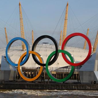 Criminals are using the Olympics as a scam to make money, it has been warned
