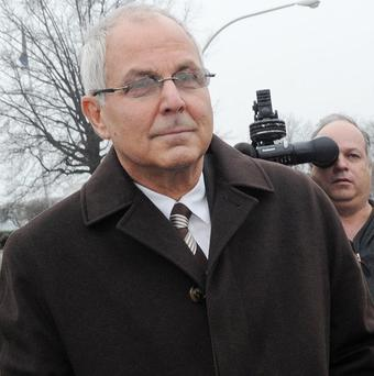 Peter Madoff will admit conspiracy and falsifying records in relation to relation to his brother Bernard's business (AP)